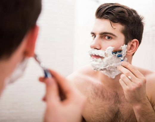 ¡Errores que cometes al afeitarte!