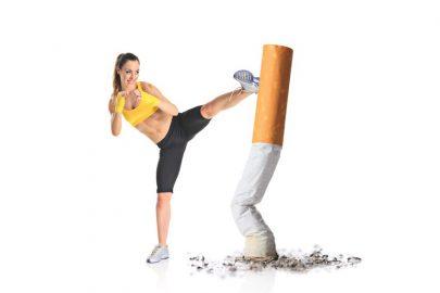 Fumadores… ¡alimentos que limpian pulmones!