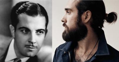 Ellos…cambio de look en los últimos 100 años…