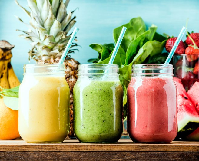 3 jugos de fruta que son perfectos para la dieta