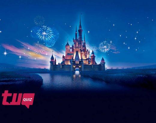 Sólo un fan de Disney ¡pasará la prueba!