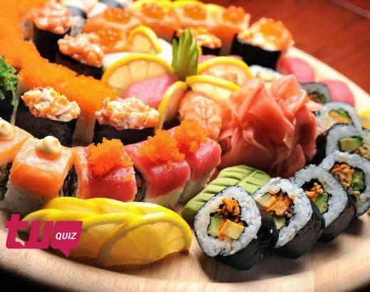¿Cuánto conoces la comida japonesa?
