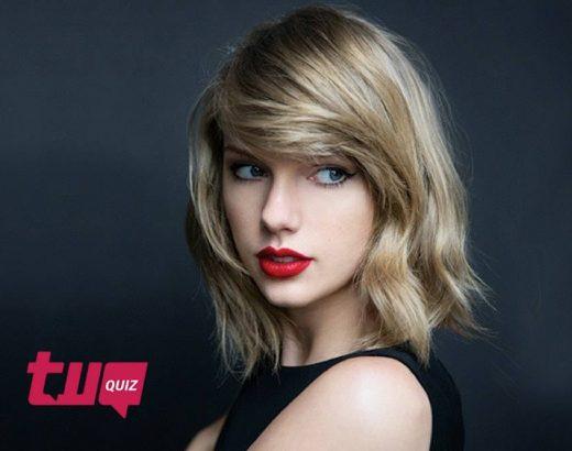 ¡Qué tanto conoces a Taylor Swift!