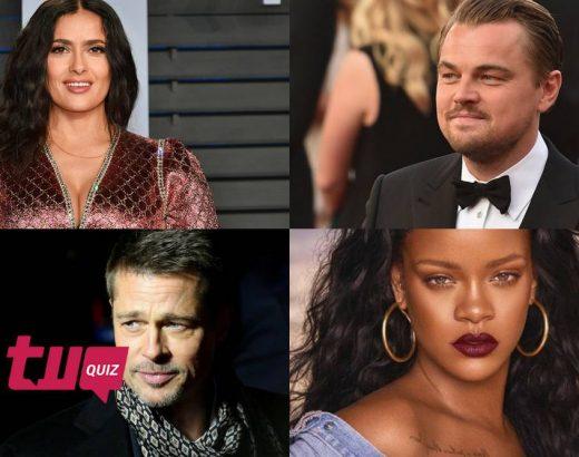 ¿Conoces la vida de estas celebridades?