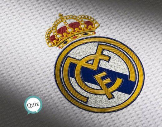 ¿Cuánto conoces al Real Madrid?