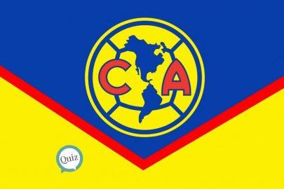¿Cuánto sabes del Club América? ¡Demuéstralo!