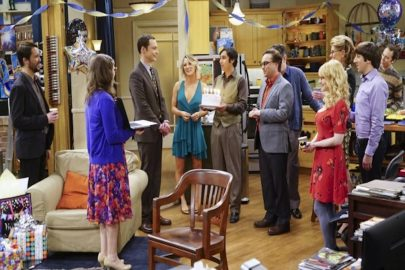 The Big Bang Theory ¡celebra su décimo aniversario!