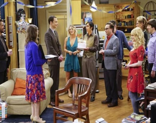 The Big Bang Theory ¡celebra su décimo aniversario!