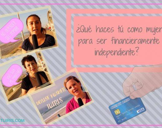 ¡Mujeres financieramente independientes!