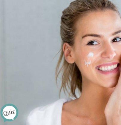 ¿Cuánto sabes sobre cuidado de la piel?