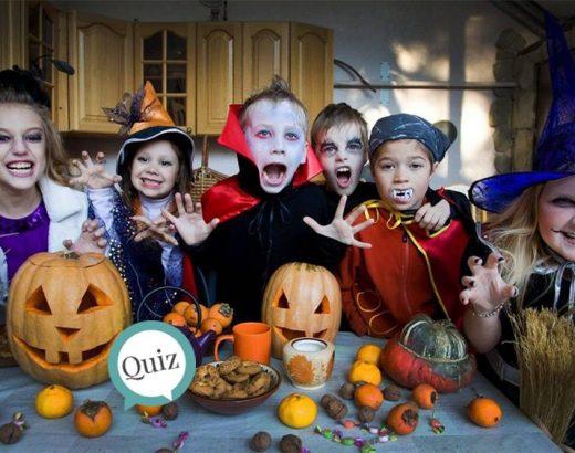 ¿Cuánto sabes de Halloween? ¡Pruébate!