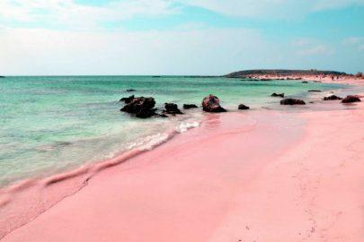 Playas rosa… ¡A que no conoces estas 3 bellezas!