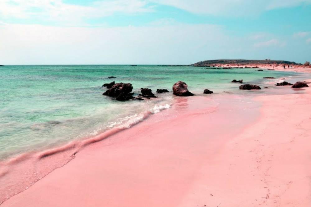 Playas rosa... ¡A que no conoces estas 3 bellezas!