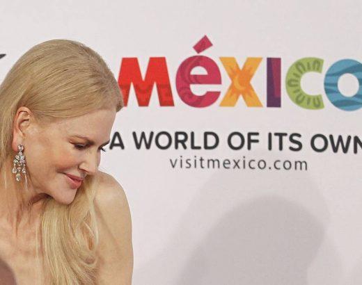 Nicole Kidman, premiada en el Festival de Los Cabos