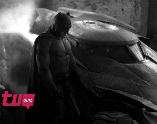 ¡Pruébate en el quiz de Batman!