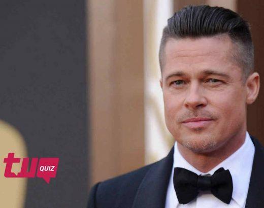¡Prueba cuánto sabes de Brad Pitt!
