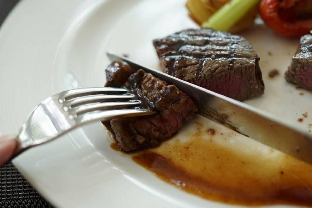 Restaurante que vende carne humana