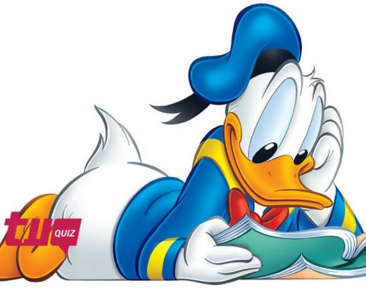 El Pato Donald …¿puedes pasar su quiz?