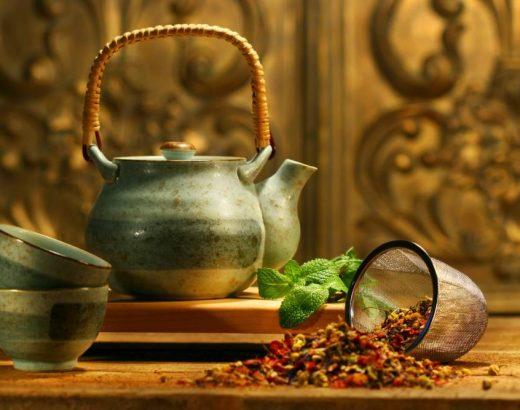 ¡Así son los rituales del té en Asia!
