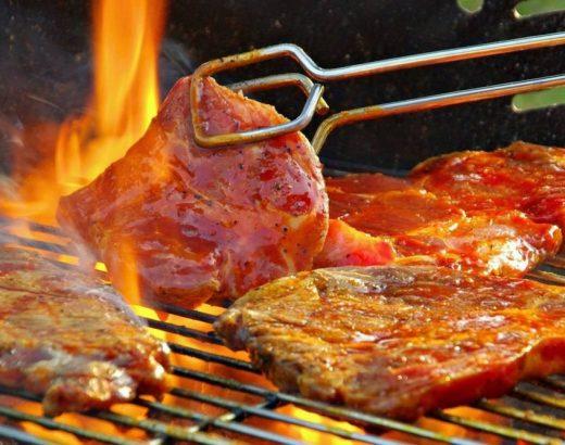 ¿La carne a la parrilla provoca cáncer?