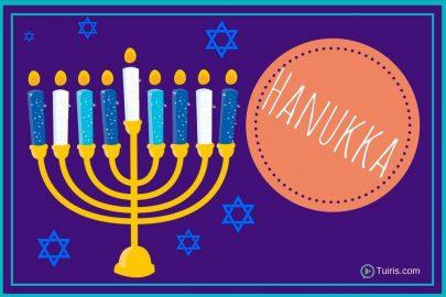 ¿Qué se celebra en Hanukka?
