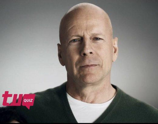 El quiz de Bruce Willis… ¡Pruébate!
