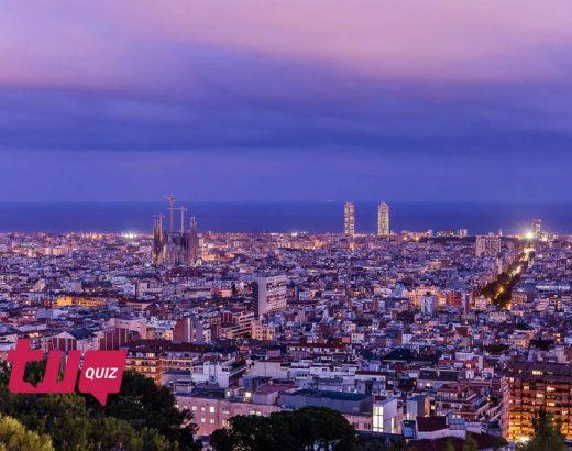 ¿Cuánto sabes sobre la ciudad de Barcelona?