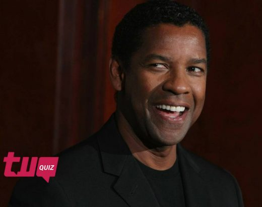 El quiz de Denzel Washington… ¿Lo pasarás?