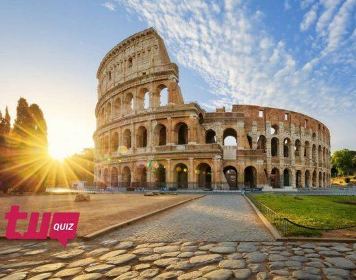 ¡Demuestra cuánto sabes sobre Roma!