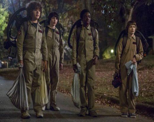 Stranger Things arrasa en Netflix con su nostalgia por los años 80