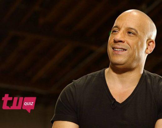 ¡El quiz de Vin Diesel! ¿Lo pasarás?