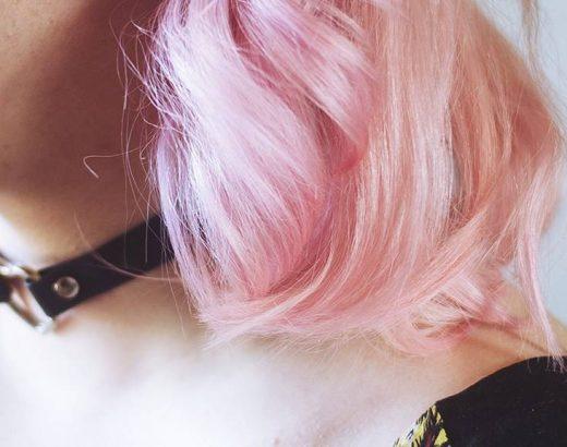 El rosa cuarzo, el color estrella para tu pelo