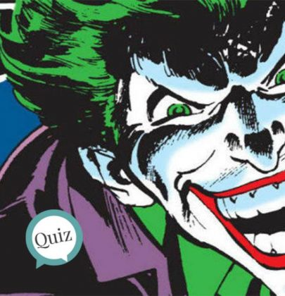 ¿Puedes reconocer estos personajes de DC Comics?