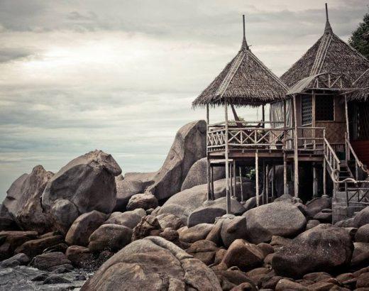 ¡La isla de la muerte en Tailandia!