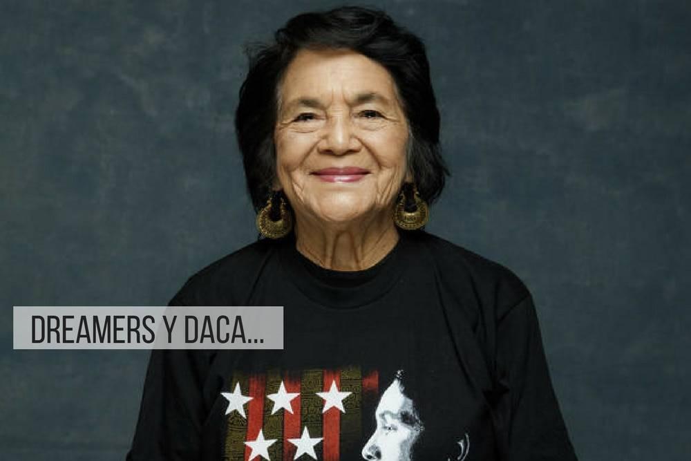 Los Dreamers y el DACA