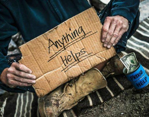 ¿Cómo ayudar a los desamparados o homeless?