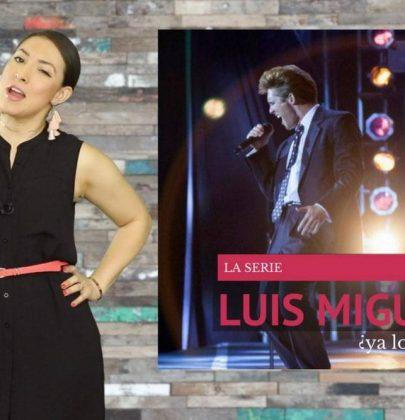 Una probadita de Luis Miguel la serie
