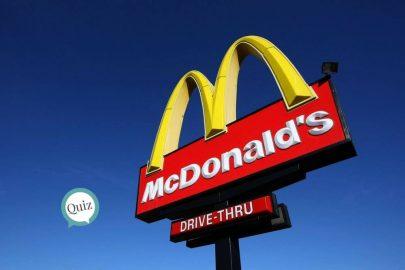 ¿Cuánto sabes sobre McDonald's?