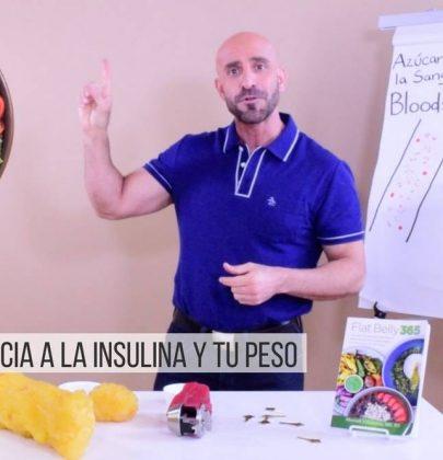 Resistencia a la Insulina: la razón por la que no puedes perder peso