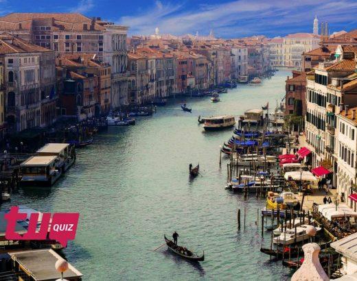 Sólo para viajeros… ¿Qué tan bien conoces Italia?