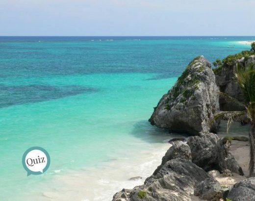 ¡Sólo para expertos en playas de México!