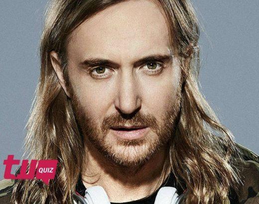 ¿Cuánto conoces a David Guetta?