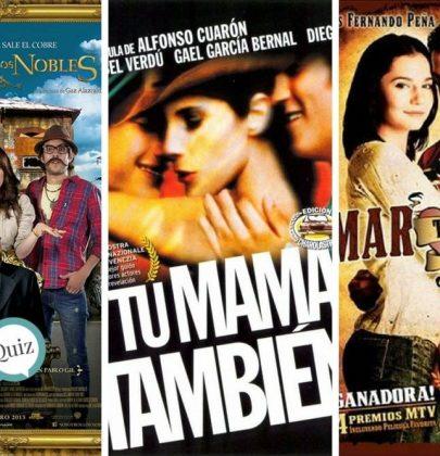 ¡Sólo para expertos en películas mexicanas!