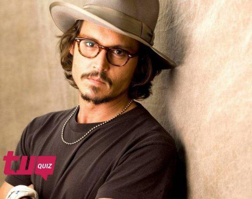 ¿Qué tanto conoces a Johnny Depp?