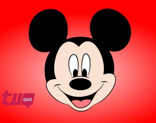 El quiz de Mickey Mouse … ¿lo puedes pasar?