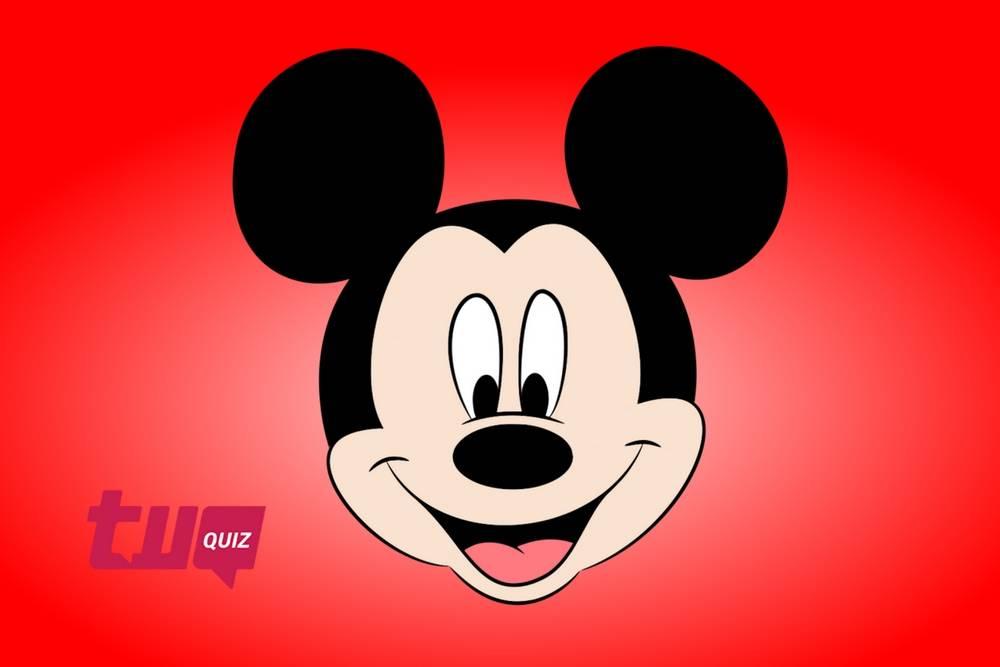 ¡Este Es El Quiz De Mickey Mouse! ¿Crees Poder Pasarlo?