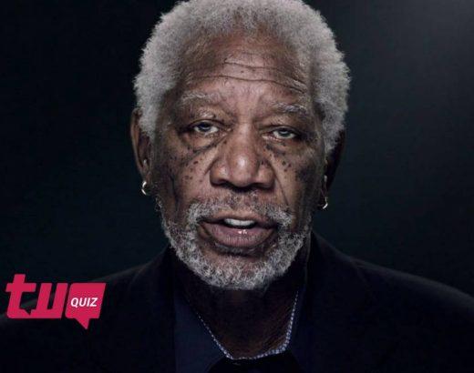 ¡Prueba cuánto sabes de Morgan Freeman!
