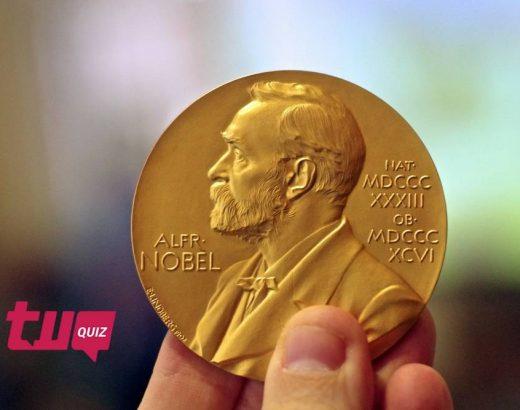 El quiz de los Premios Nobel… ¡Pruébate!