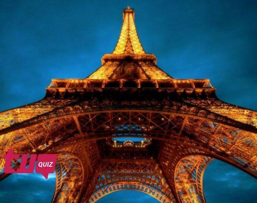 ¿Cuánto sabes sobre la Torre Eiffel?