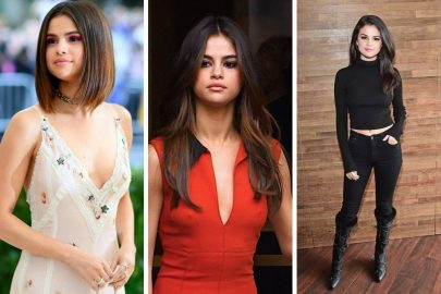 Por si quieres lucir como Selena Gomez